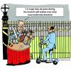 Geen politiebewaking meer aan paleis? (AVC Politie)