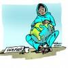 Overbevolking en hongersnood.. (Okra)
