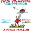 Pasta Primavera... (affiche sponsoring voor school)
