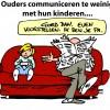 Ouders communiceren te weinig (Passe-Partout)