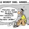 Belg wordt snel armer.. (Passe-Partout)