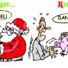 Kerst vroeger en nu... (Passe-Partout)