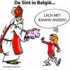 De Sint In België (Passe-Partout)